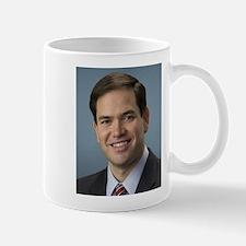 marco rubio portrait Mugs
