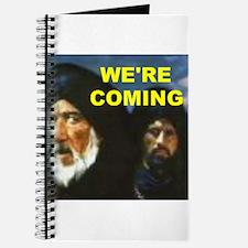 MUSLIMS COMING Journal