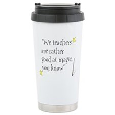 Unique Teacher Travel Mug
