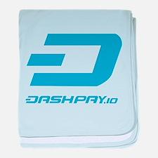 DASH (Darkcoin rebranded) baby blanket