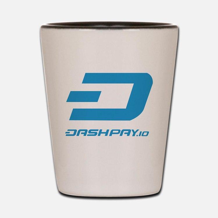 DASH (Darkcoin rebranded) Shot Glass