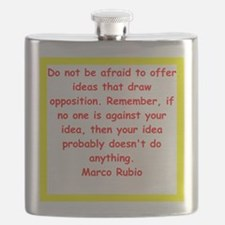 marco rubio quote Flask
