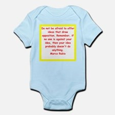 marco rubio quote Body Suit