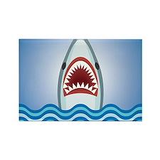 Funny Shark Magnets