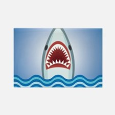Funny Shark Magnets