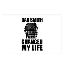 Dan Smith Postcards (Package of 8)