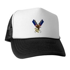 American Samoa Knife Trucker Hat