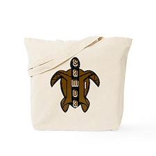 Samoa Turtle Tote Bag