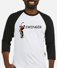 Swinger Baseball Jersey