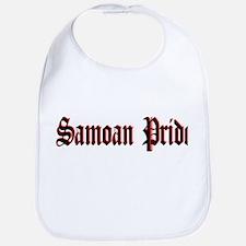 Samoan Pride Old E Bib