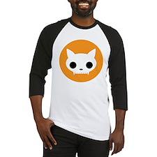 Cat Skull  Baseball Jersey