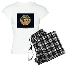 vintage mars planet space p Pajamas