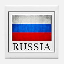 Russia Tile Coaster