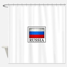 Russia Shower Curtain