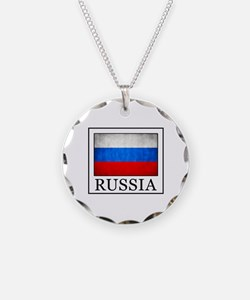 Russia Necklace