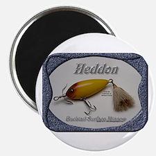 """Heddon Bucktail 2.25"""" Magnet (10 pack)"""