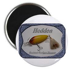"""Heddon Bucktail 2.25"""" Magnet (100 pack)"""