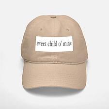 sweet child o mine Baseball Baseball Cap