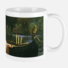 Lady of Shalott by JW Waterhouse Mugs
