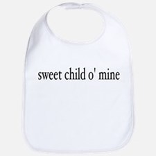 sweet child o mine Bib