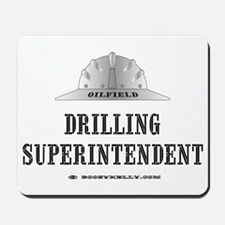Drilling Superintendent Mousepad