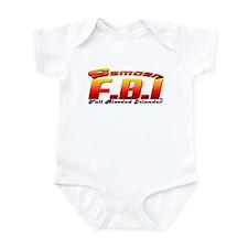 FBI Hamo Infant Bodysuit