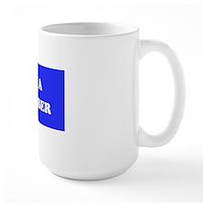 MY BOSS IS A JEWISH PLUMBER Coffee Mug