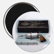 """Shakespeare Worden 2.25"""" Magnet (10 pack)"""