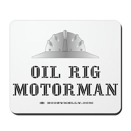 Motorman Mousepad