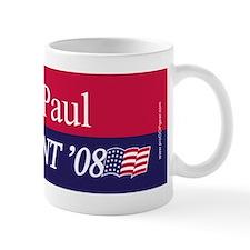"""""""Ron Paul for President"""" Mug"""
