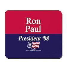 """Ron Paul for President"" Mousepad"