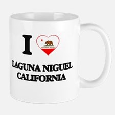 I love Laguna Niguel California Mugs