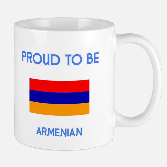 Proud to be Armenian Mugs