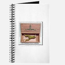 Rhodes Mechanical Frog Journal