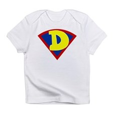 Cute Initial d Infant T-Shirt