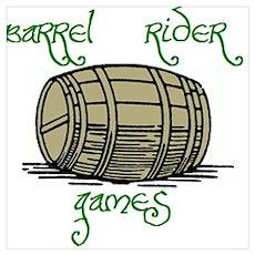 Barrel Rider Games Poster
