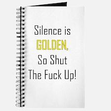 Silence is Golden Journal