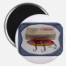 "Chippewa Minnow 2.25"" Magnet (10 pack)"