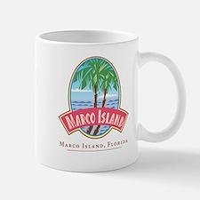 Retro Marco Island -  Mug
