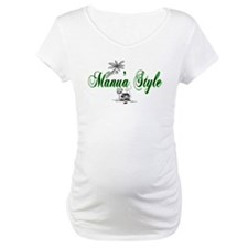 Manu'a Style Shirt