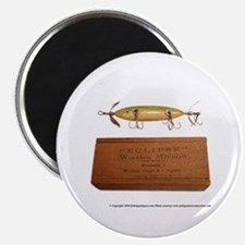 """Eclipse Minnow 2.25"""" Magnet (10 pack)"""