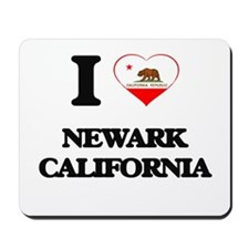 I love Newark California Mousepad