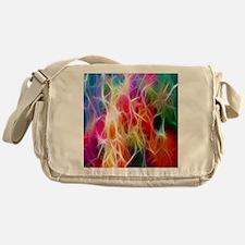 Energy Burst Messenger Bag