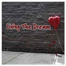 Living The Dream 2 Poster