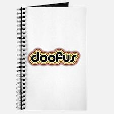 Doofus Journal