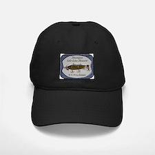 Michigan Lifelike Minnow Baseball Hat