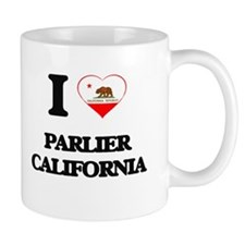 I love Parlier California Mugs