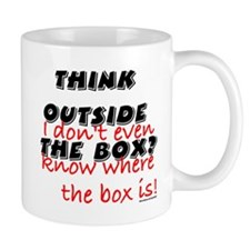 Outside the Box Mug