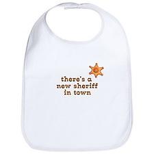 Cute Town Bib
