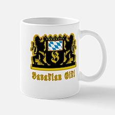 Bavarian Girl Oktoberfest Mug